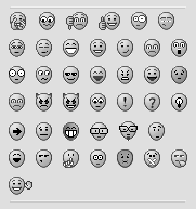 black and white smileys.PNG