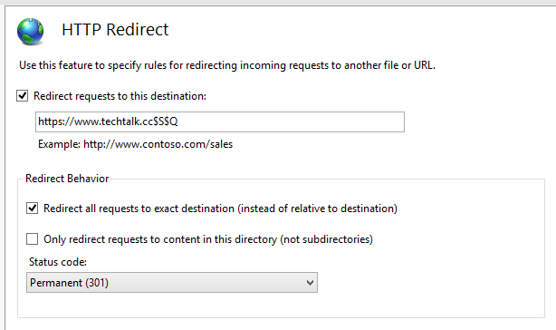 IIS URL redirect keeping parameters.png